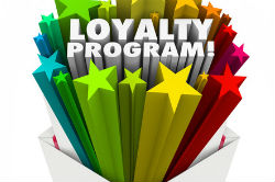 Panini Grill - Loyalty Program